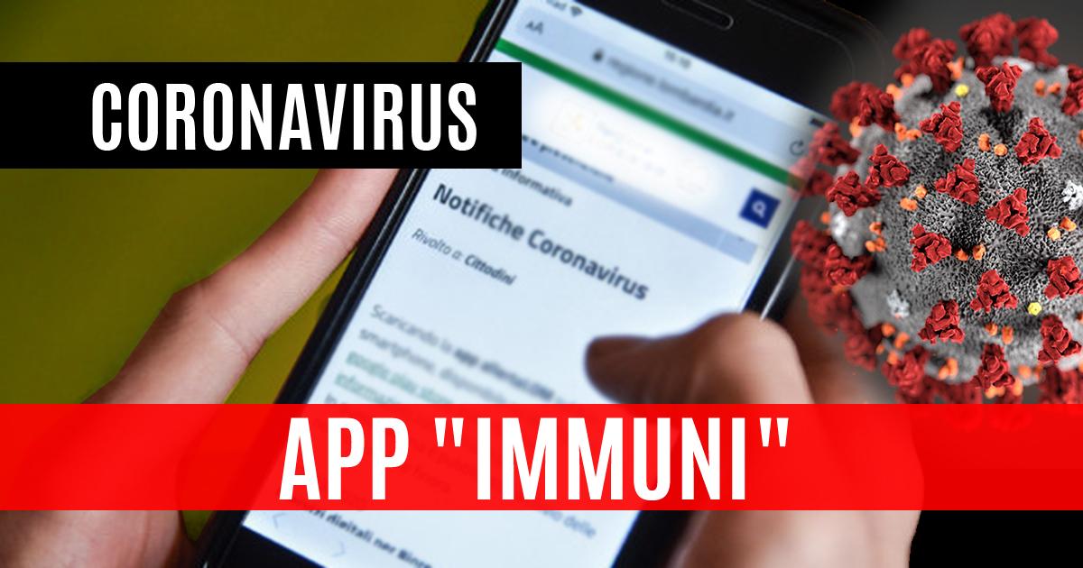 Scelta l'app italiana di tracciamento: si chiamerà Immuni. Usa il Bluetooth e non sarà obbligatoria